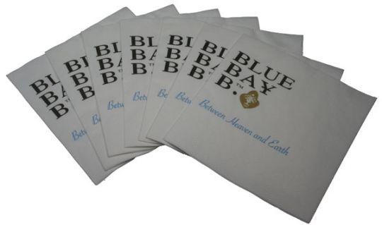 Blue Bay B. - Servietten, 250 Stck.