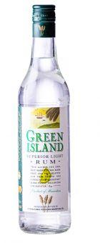 Green Island - Superior Light white rum